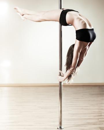 pole dans